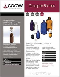 Dropper Bottles - Small