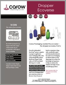 Ecoverse Sell Sheet