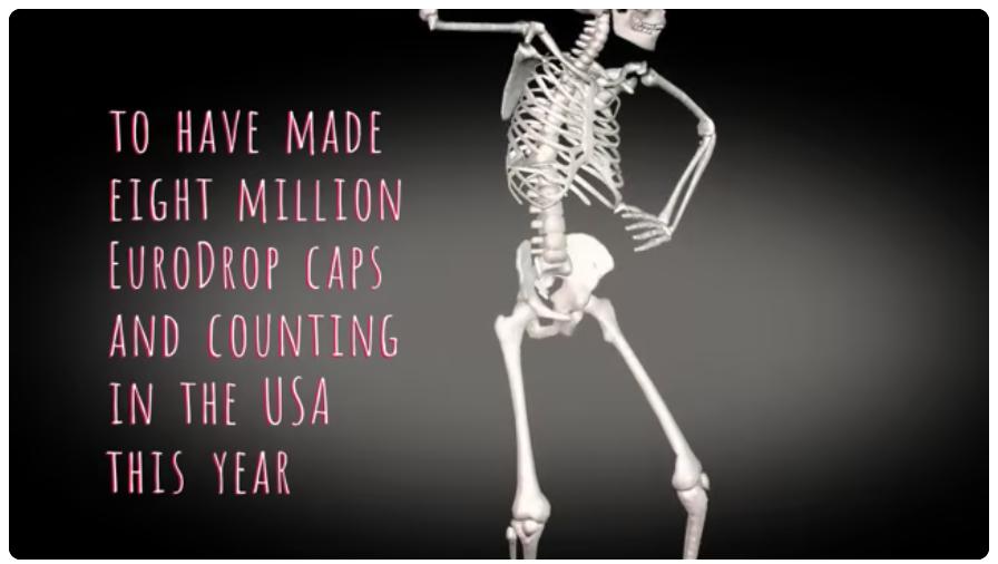 Eurodrop Skeleton